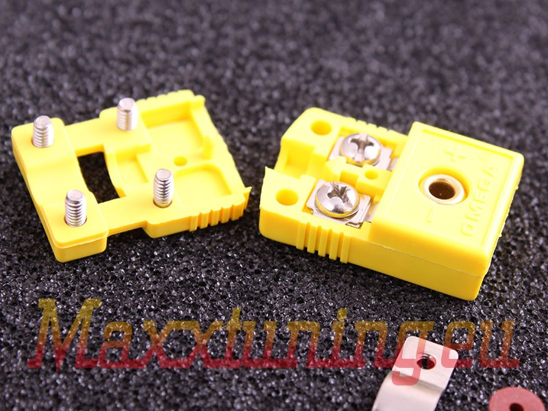Connector 2-way socket housing Mini-k (typ-k)