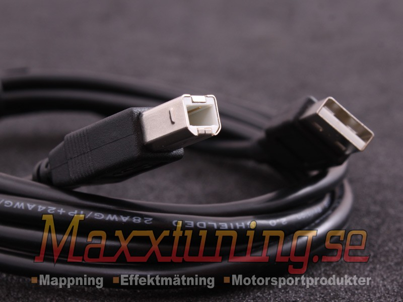 MaxxECU USB PC cable 1.5m