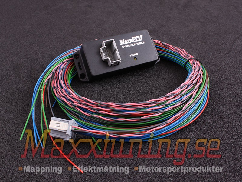 MaxxECU E-Throttle module (with wiring harness)