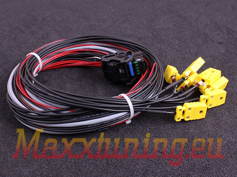 MaxxECU RACE harness 2 (EGT, E-Throttle, extra)