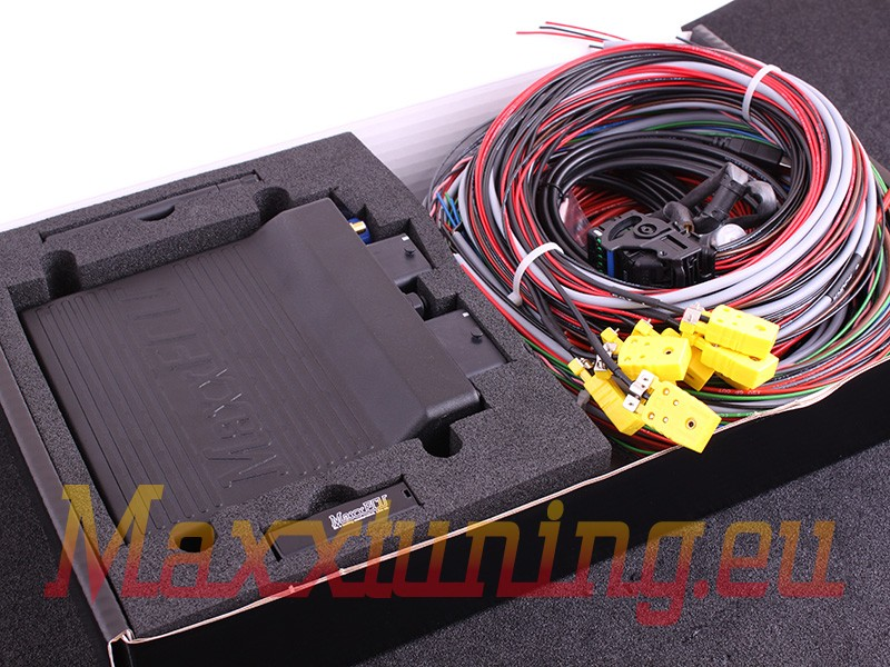 MaxxECU RACE H2O PREMIUM (ECU, harnesses, accessories, LSU)