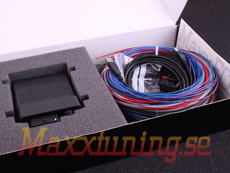 MaxxECU STREET PREMIUM (ECU, harness, accessories and LSU 4.2)