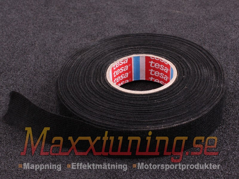 Fabric tape for electrical installations