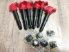 Porsche ignition coils (brand new) including connectors