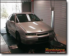 Tuning Opel Calibra Turbo 4x4 - SMT6