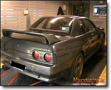 Tuning Nissan Skyline GTR Apexi Power Fc