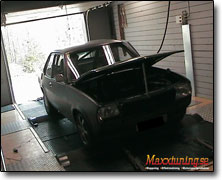 Tuning Opel Ascona - Orginal ECU