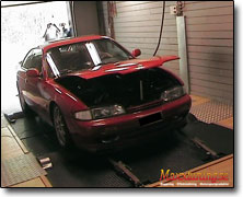 Tuning Nissan S14 Apexi Power Fc