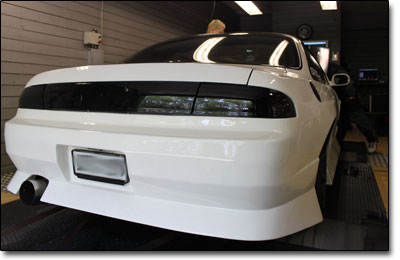 Tuning Nissan 200sx - Apexi Power Fc