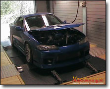 Tuning Nissan Silvia - Apexi Power Fc