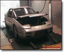 Tuning Nissan 200sx - VEMS