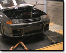 Tuning Nissan RB26 (2600cc) Apexi Power Fc, Greddy T517Z, Vpower