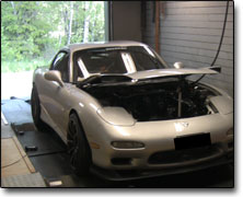 Tuning Mazda RX7 - Apexi Power Fc