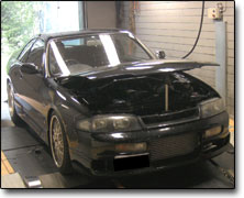 Tuning Nissan Skyline GTS Apexi Power Fc