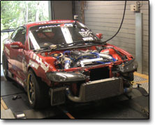 Tuning Nissan S15 Apexi Power Fc