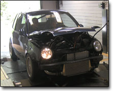 Tuning Volkswagen Lupo - Link G4