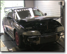 Tuning Nissan RB26 (2600cc) Apexi Power Fc, Greddy T517Z, Bensin 95/98