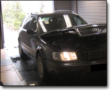 Tuning Audi S4 - VEMS