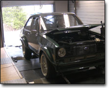 Tuning Ford Escort MKII - DTA S80 PRO