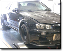 Tuning Nissan RB26 (2600cc) Vipec, Greddy T88, E85