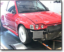 Tuning Ford Escort Cosworth MaxxECU V1