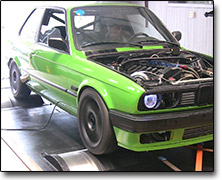 Tuning BMW Turbo MaxxECU V1