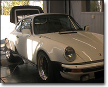 Installation and tuning Porsche 930/80 (3200cc) MaxxECU V1, , E85