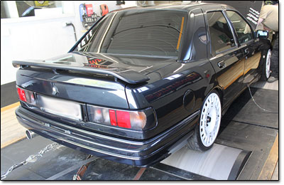 Tuning Ford Sierra Cosworth - MaxxECU V1