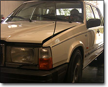 Tuning Volvo 740 Turbo Nira I3+
