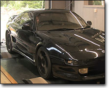 Tuning Toyota MR2 - Apexi Power Fc