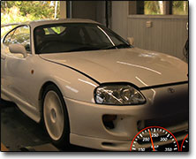 Installation and tuning Toyota Supra MK4 - MaxxECU V1 Plugin