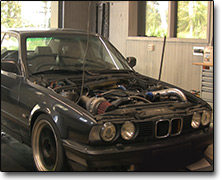 Tuning BMW Turbo - MaxxECU V1