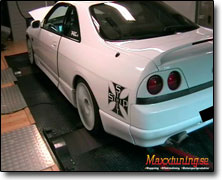 Tuning Nissan Skyline GTS - Apexi Power Fc