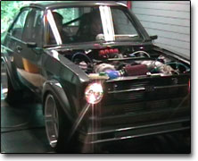 Tuning Ford Escort MKII - VEMS
