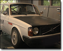 Tuning Volvo 240 Turbo - VEMS